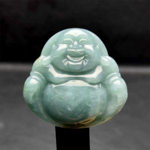 Mặt Phật Di Lặc Ngọc Phỉ Thuý